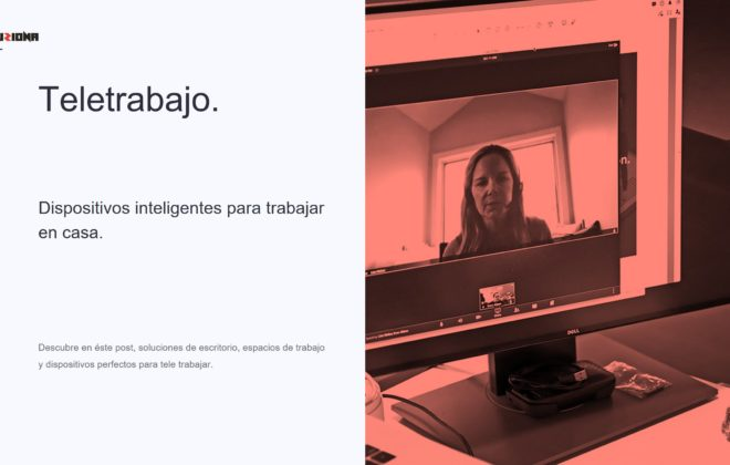 dispositivos teletrabajo